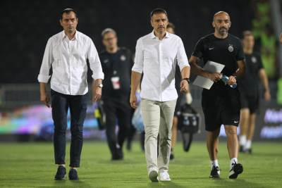 Zoran Mirković, Mirković, Milan Milajš, Žarko Lazetić, Partizan