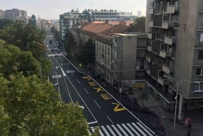 takovska, ulica, rekonstrukcija
