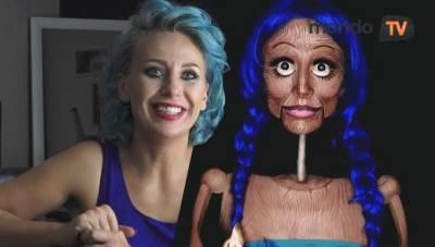 Kika, šminka, lutke, mondo tv