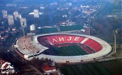 stadion Zvezde, zvezdin stadion, stadion Crvene zvezde, stadioni, stadion Rajko Mitić