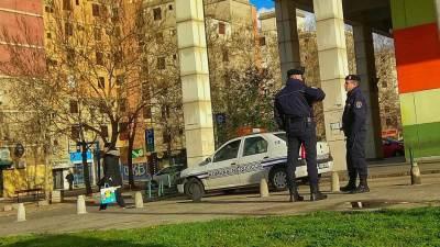 Komunalna policija, komunalci, Gintaš. cigarete