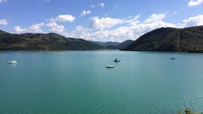 kokin brod, zlatarsko jezero, priroda