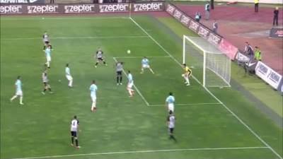 Partizan - Rad 1:0