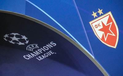 crvena zvezda, liga šampiona, uefa