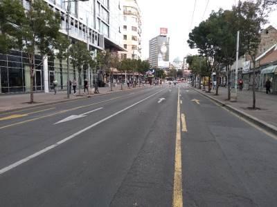 beograd, bez saobraćaja, nema automobila, prazne ulice,saobraćaj