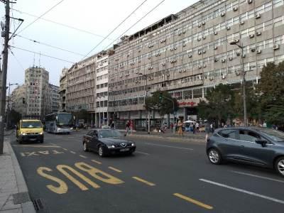 terazije,saobraćaj,autobus,beograd,albanija,