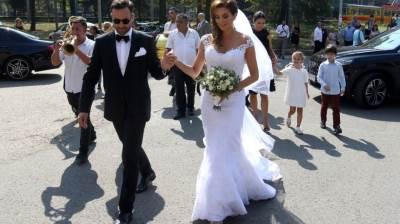 Adriana Čortan venčanje