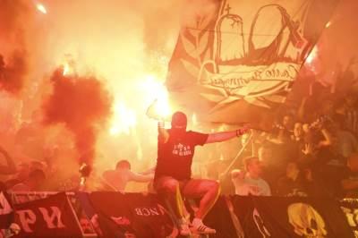 Partizan, Zvezda, večiti derbi, grobari