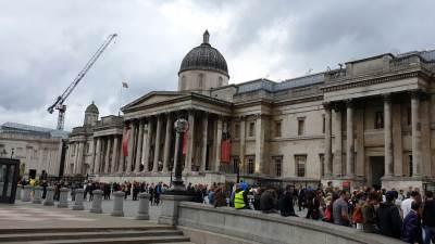 London 2018, London, London2018, Trafalgar, Trafalgar skver