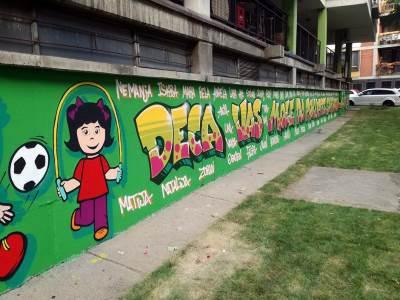 mural, park, vračar