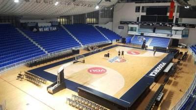 SC Morača, Sportski centar Morača, trening Budućnosti