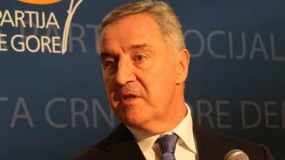 Milo Đukanović DPS