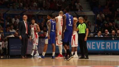 Milan Tomić Budućnost KK Crvena zvezda ABA liga