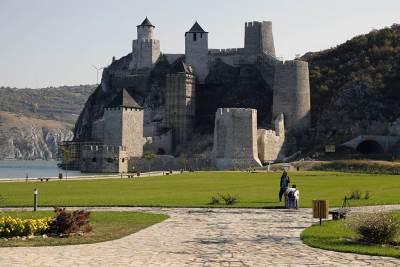 golubac, tvrđava, srednjevekovna tvrđava, dunav