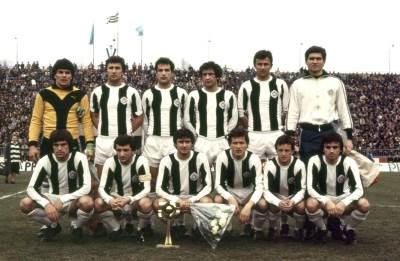 Partizan, tim Partizana iz 1978. godine