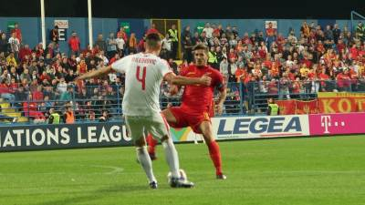 Stevan Jovetić Liga nacija