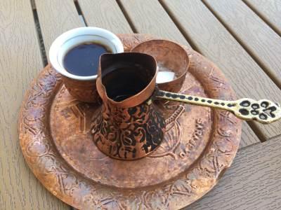 kafa, fildžan