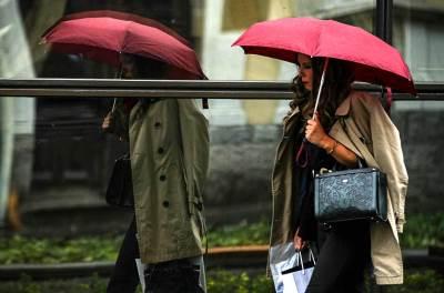 kiša, kišobran, jesen, pljusak, kišni mantil,