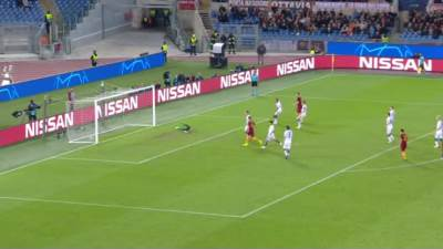 Roma, CSKA Moskva, Liga šampiona, golovi