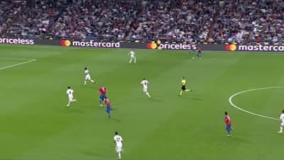 Real Madrid, Viktorija Plzenj, Liga šampiona, golovi