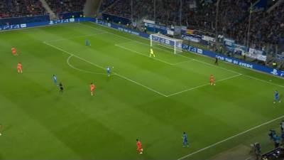 Hofenhajm, Lion, Liga šampiona, golovi