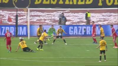 AEK Atina, Bajern, Liga šampiona, golovi