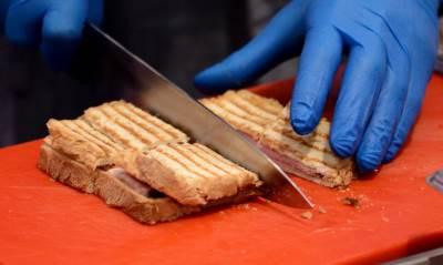 topli sendvič, sendvič, tost, hrana