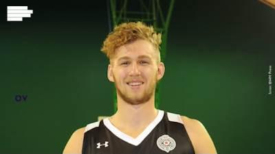 Džok Lenjdel košarkaš Partizana