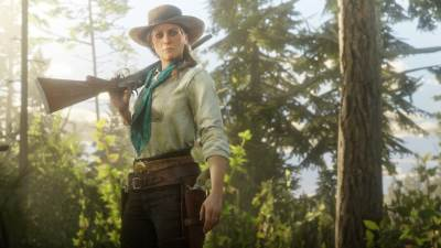 Red Dead Redemption Never Seen ScreenShots before
