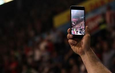 smartfon, mobilni, delije, zvezda, kkcz, evrokup, pionir