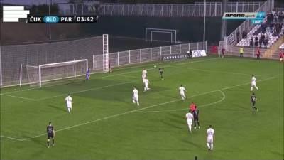 Čukarički - Partizan 0:1
