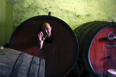 vino, pimnica, pivnica, rajac, rajačke pimnice, bure, burad, podrum