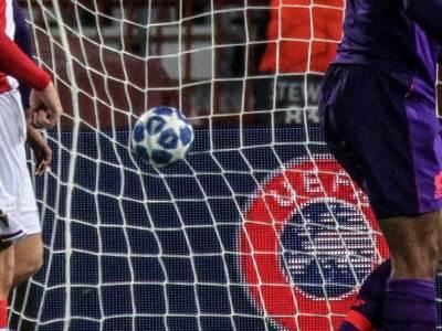 gol, lopta, crvena zvezda liverpul, uefa, liga šampiona