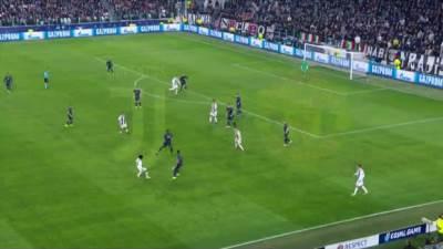 Juventus Mančester junajted, Juventus Mančester junajted 1:2