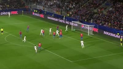 Viktorija Plzenj, Real Madrid, Liga šampiona 2018