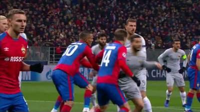 CSKA Roma, CSKA Roma 1:2