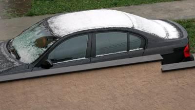 sneg, prvi sneg