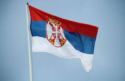srbija, zastava,