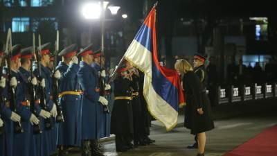 Željka Cvijanović, inauguracija, predsjednik RS