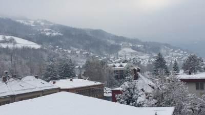 zima, sneg, ivanjica