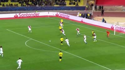 Monako Borusija Dortmund