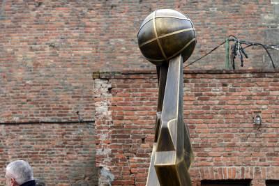spomenik košarkaši, mali kalemegdan