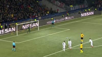 Jang Bojs, Juventus, Liga šampiona