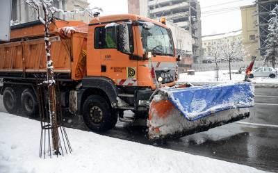 grtalica, čišćenje snega, saobraćaj, sneg, zima, nevreme, mećava,