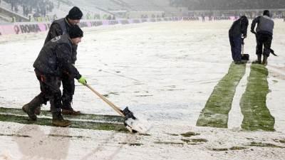 sneg, čišćenje terena, zavejan teren