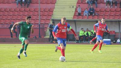Borac - Olimpija, prijateljska utakmica 2018, Vladan Danilović