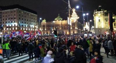 protest protesti opozicija