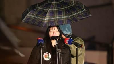 Suzana Radanović, Pravda za Davida
