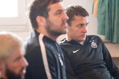 Partizan, Saša Ilić, Vladimir Stojković