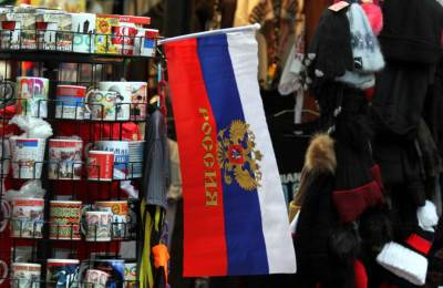 vladimir putin, rusija, zastava rusije, suveniri
